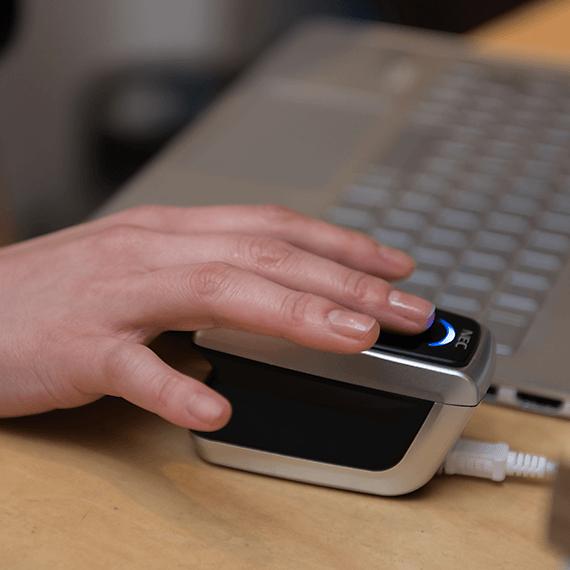hybrid fingerprint Certification